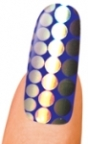 Minx lusion blue dots