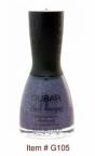 Purple Glitter G105