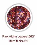 Pink Alpha Jewels NNJ21