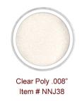 Clear Poly NNJ38